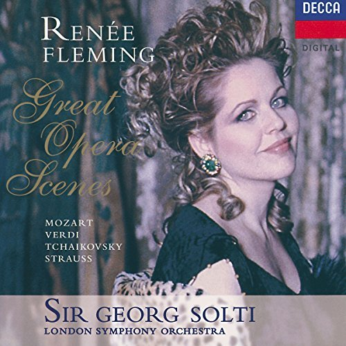 Renee Fleming Signatures Great Opera Scenes Fleming (sop) Solti London So