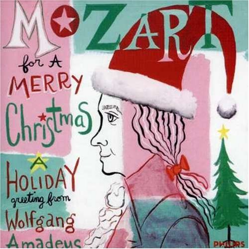 W.A. Mozart Mozart For A Merry Chrsitmas Various