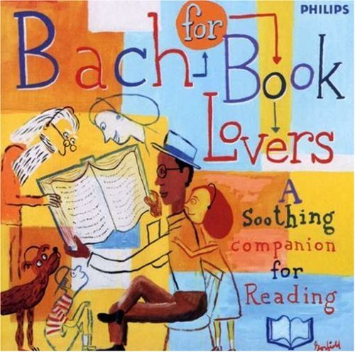 J.S. Bach Bach For Book Lovers