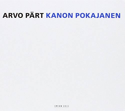 A. Part Kanon Pokajanen 2 CD Kaljuste Estonian Phil Chbr Ch