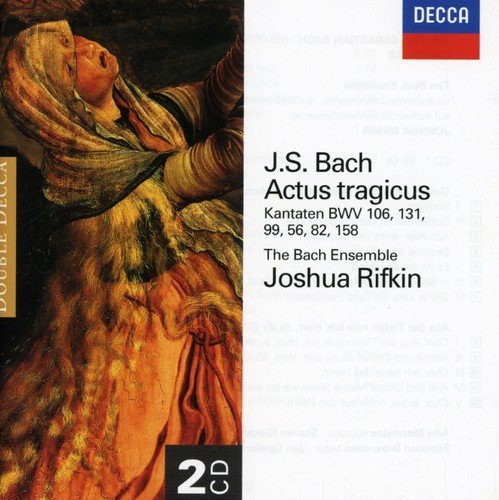 J.S. Bach Cant 56 82 99 106 131 158