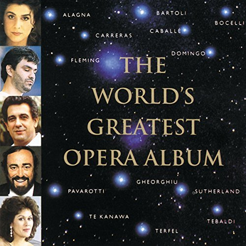 Greatest Opera Show On Earth Greatest Opera Show On Earth Pavarotti Sutherland Bartoli +