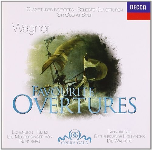 Solti Vienna Philharmonic Orch Famous Opera Overtures Solti Various