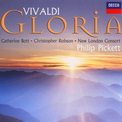 A. Vivaldi Gloria Bott Gooding Robson King & Pickett New London Consort