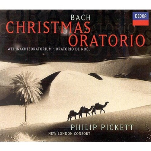 J.S. Bach Christmas Oratorio Bott King Agnew Chance George Pickett New London Consort