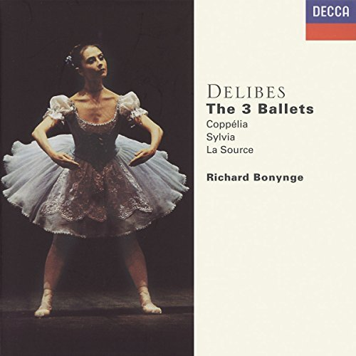 L. Delibes Coppelia Sylvia Source 4 CD Bonynge Various