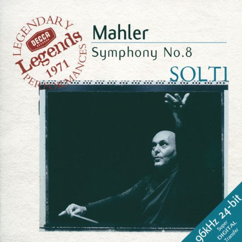 G. Mahler Sym 8 Harper Popp Watts Kollo & Solti Chicago So