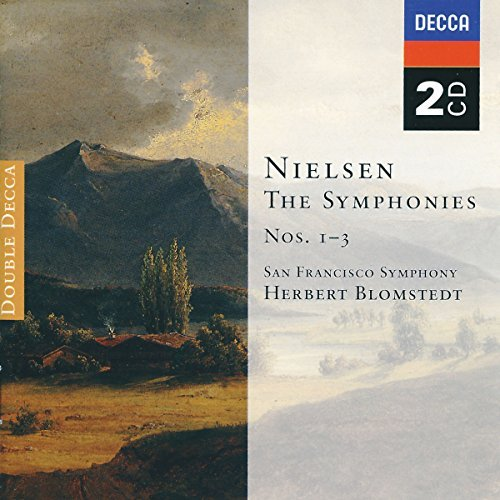 C. Nielsen Sym 1 3 2 CD Blomstedt San Francisco So