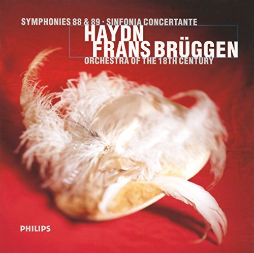 J. Haydn Sym 88 89 Sinf Concertante Bruggen Orch Of 18th Century