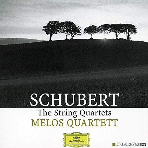 F. Schubert Qt Str Comp 6 CD Melos Qt