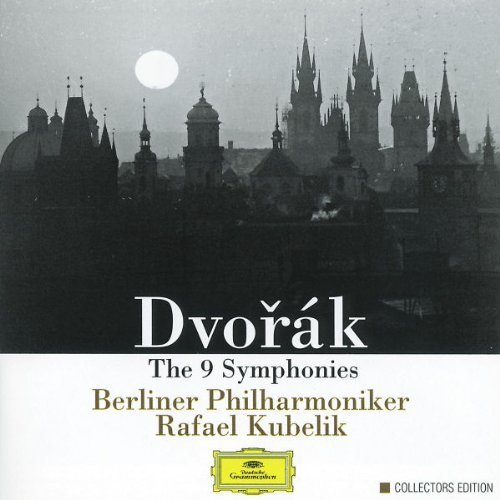 Antonin Dvorák Sym 1 9 6 CD Kubelik Berlin Phil