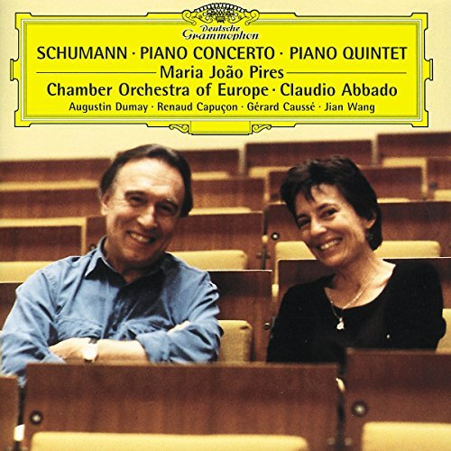 Robert Schumann Con Pno Qnt Pno Pires Dumay Capucon & Abbado Co Of Europe