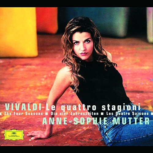 Anne Sophie Mutter Plays Four Seasons Devil's Tri Mutter (vn) Mutter Trondheim Solo
