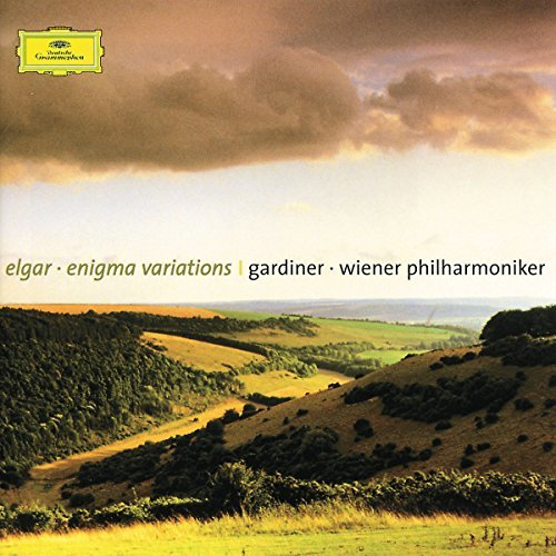 E. Elgar Enigma Vars In The South Op. 5 Gardiner Vienna Phil