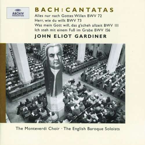 J.S. Bach Cantatas For The Third Sunday Gardiner Various