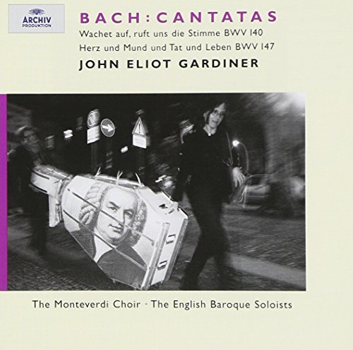 Johann Sebastian Bach Cants 27th Sunday After Trinit Gardiner Monteverdi Choir