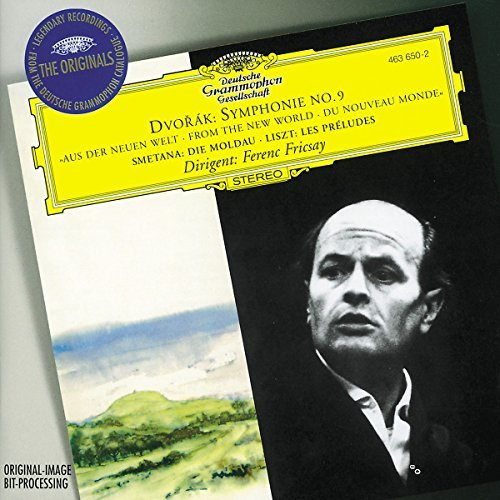 Fricsay Berlin Philharmonic Or Dvorak Sym 9 'from The New Wo Import Eu