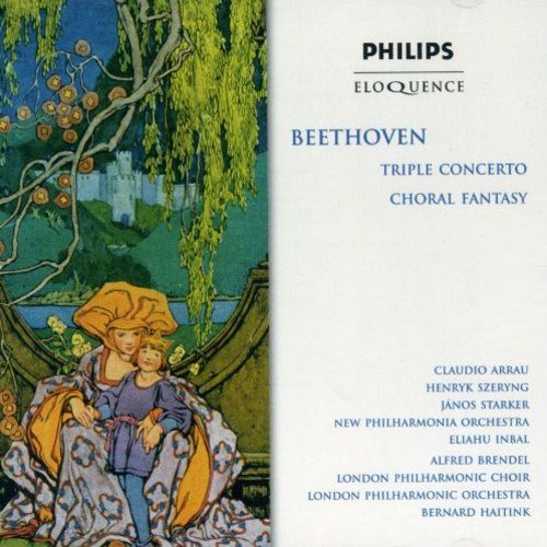 L.V. Beethoven Triple Con Choral Fantasy Import Aus