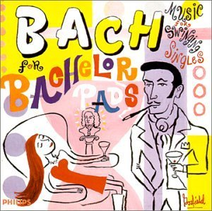 J.S. Bach Bach For Bachelor Pads Music F Various