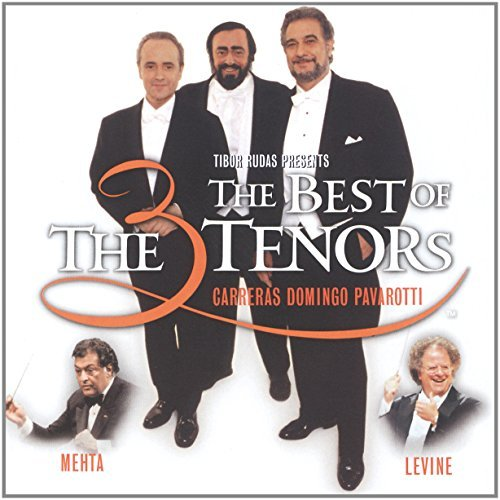 Carreras Domingo Pavarotti Best Of The Three Tenors Carreras Domingo Pavarotti