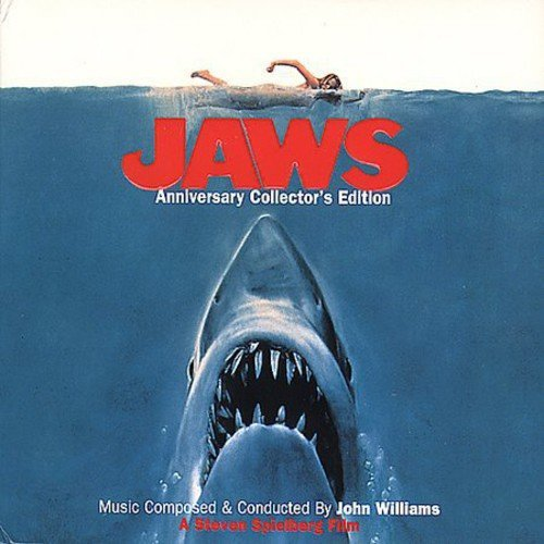 John Williams Jaws Anniversary Collector's E Music By John Williams