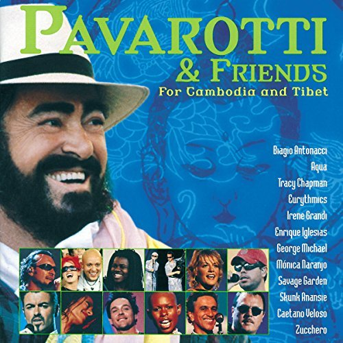 Luciano Pavarotti Pavarotti & Friends For Cambod Pavarotti (ten)