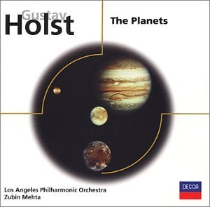 Mehta Los Angeles Philharmonic Holst The Planets John Willia Mehta Lapo