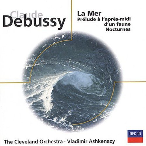 C. Debussy Mer Ashkenazy Cleveland Orch