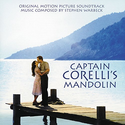 Captain Corelli's Mandolin Score Music By S. Warbeck Enhanced CD