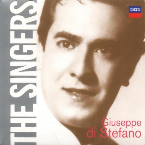 Giuseppe Di Stefano Singers Enhanced CD Di Stefano (ten)