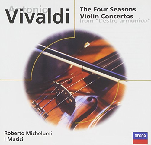 I Musici Four Seasons Violin Concerti I Musici