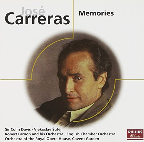 Jose Carreras Memories Carreras (ten)