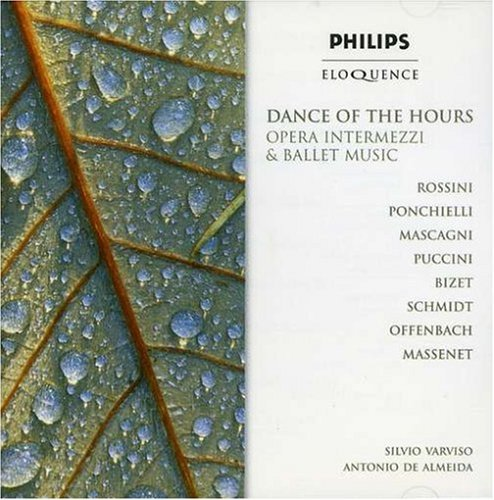 Dance Of The Hours Opera Intermezzi & Ballet Mus Dance Of The Hours Opera Intermezzi & Ballet Mus