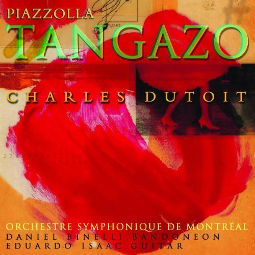 Charles Dutoit Conducts Piazzolla Dutoit Montreal So