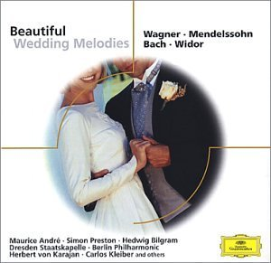 Beautiful Wedding Melodies Beautiful Wedding Melodies Wagner Mendelssohn Bach Widor Weber Telemann Tchaikovsky &