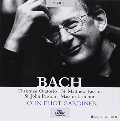 Johann Sebastian Bach Mass In B 9 CD