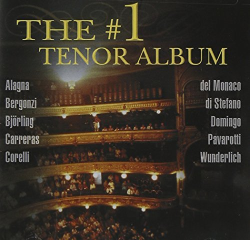 No. 1 Tenor Album No. 1 Tenor Album No. 1 Tenor Album