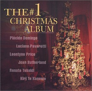No. 1 Christmas Album No. 1 Christmas Album Domingo Pavarotti Sutherland 2 CD
