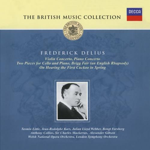 F. Delius British Music Collection
