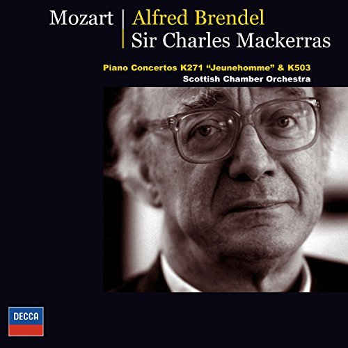 W.A. Mozart Con Pno K271 K503 Brendel*alfred (pno) Mackerras Scottish Co