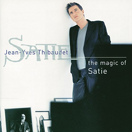Jean Yves Thibaudet Magic Of Satie Thibaudet (pno)