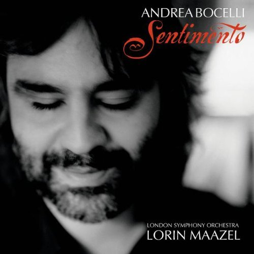 Andrea Bocelli Sentimento Enhanced CD
