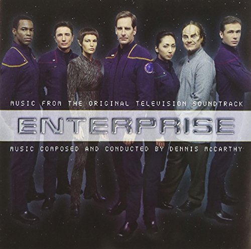 Dennis Mccarthy Enterprise Music By Dennis Mccarthy