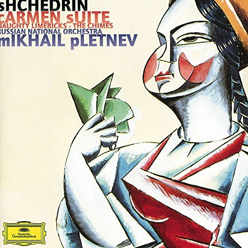 Shchedrin R. Carmen Ste Cons For Orch 1 2 Pletnev Russian Natl Orch