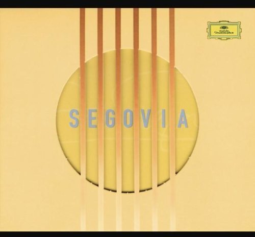 Andres Segovia Segovia Collection Segovia (gtr) 4 CD
