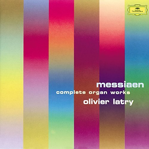 Olivier Latry Messiaen Comp Organ Works Latry (org) 6 CD
