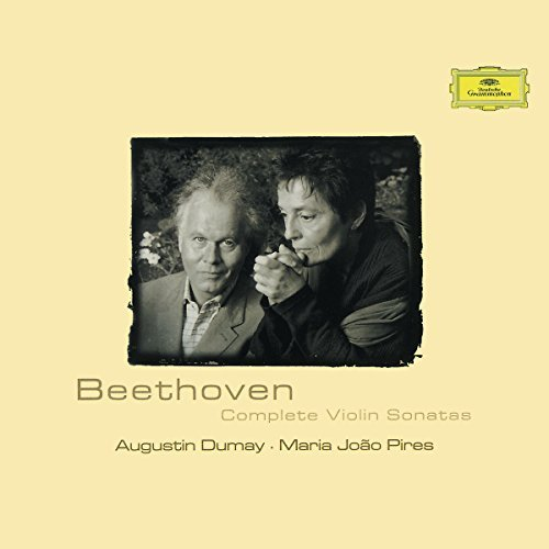 Beethoven L.V. Sons Vn 1 10 Pires (pno) Dumay (vn) 3 CD Set