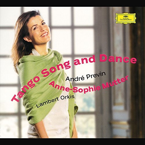 Previn Brahms Tango Song & Dance Mutter*anne Sophie (mez)