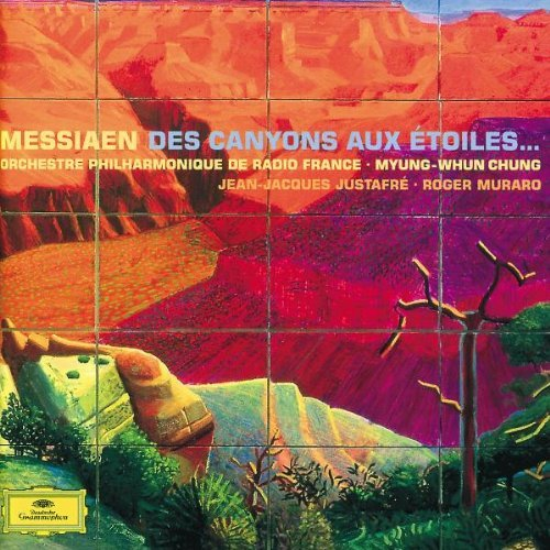 O. Messiaen Canyons Aux Etoiles 2 CD Chung France Rpo