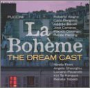 La Boheme The Dream Cast La Boheme The Dream Cast Pavarotti Bocelli Fleming &